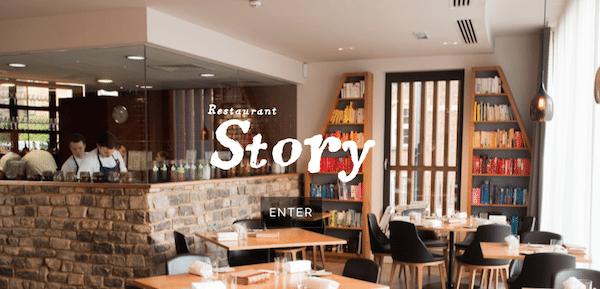 Restaurant Story - London's Best Restaurants
