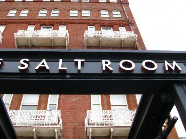 the salt room, burger, review, seafood, brighton, brighton seafront