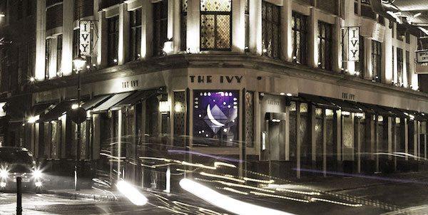 The Ivy Restaurant - Best London restaurants