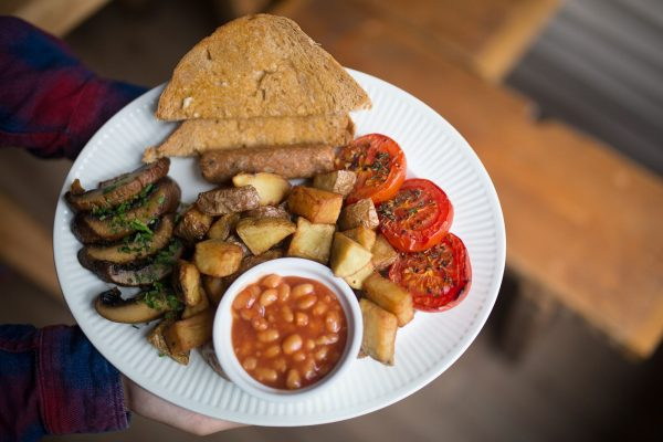 Breakfast at Joe's Cafe Restaurants Brighton