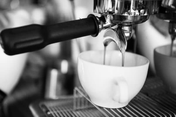 Joes Cafe Brighton - Coffee