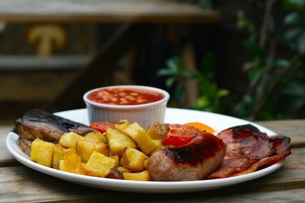Joe's Cafe, 24 Upper Hamilton Rd, Seven Dials, Brighton, breakfast