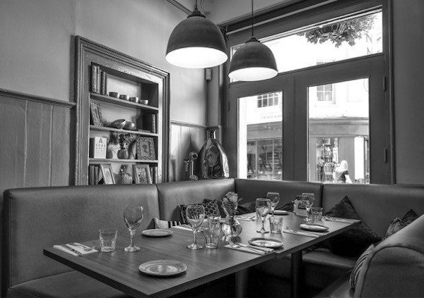 Food For Friends, Brighton, vegetarian restaurant