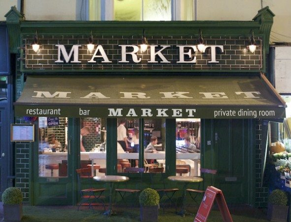 Food review market restaurant western road hove for Food bar on church