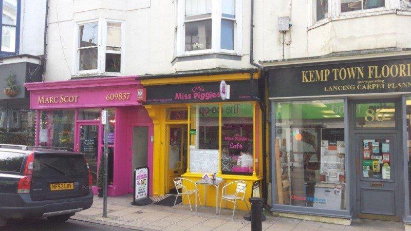 Cake Tin Hire Brighton