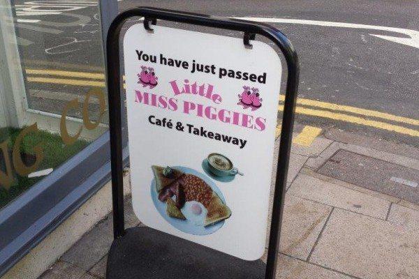 miss piggies, review, breakfast, kemptown, brighton