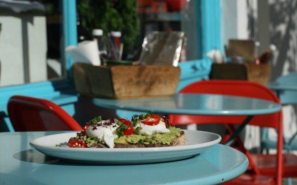 Joe's Cafe, 24 Upper Hamilton Rd, Seven Dials, Brighton, breakfast - Child Friendly Brighton