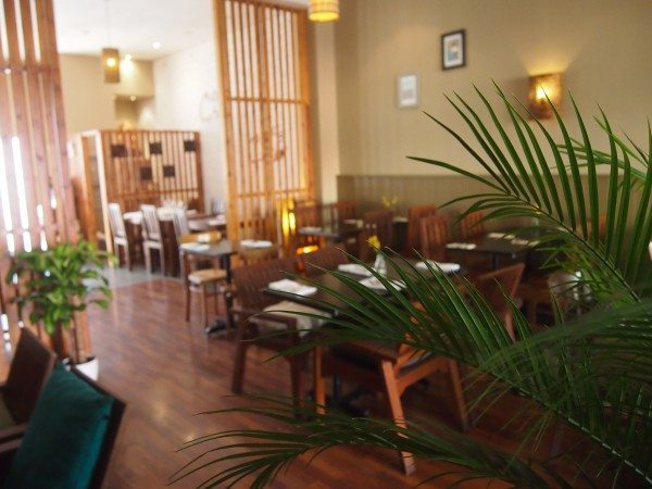 Cafe Chilli Hove, thai food, hove, brighton, thai fusion