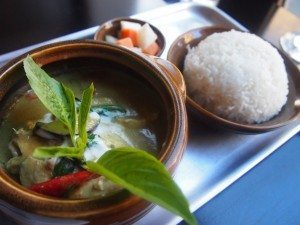 cafe chilli, thai food, hove, brighton, thai fusion