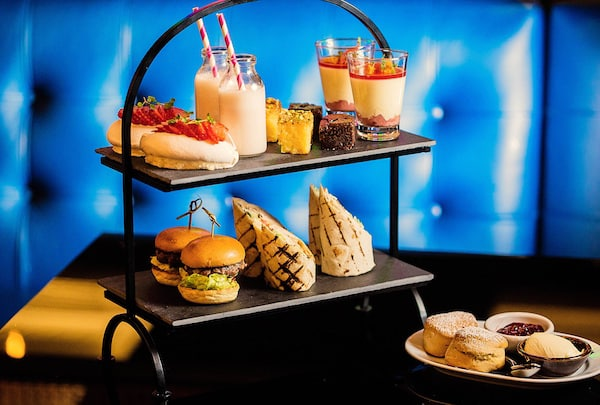 Afternoon Tea for Two at MalMaison, Chez Mal, Brighton Marina - Afternoon Tea Brighton