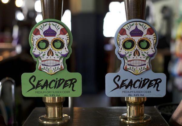 Seacider, The Better Half, Hove