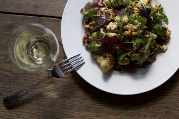 Cauliflower, The Better Half, Hove - Flexitarian
