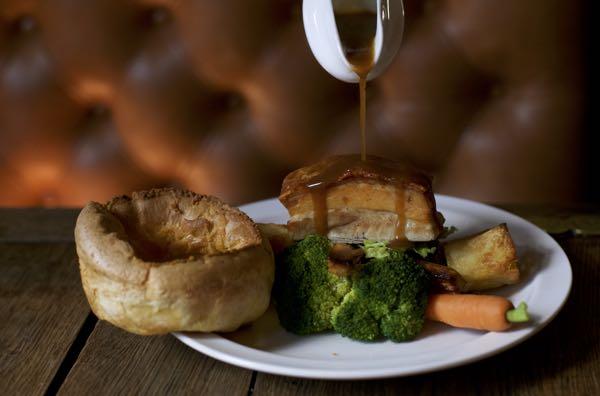 Sunday Roast Pork, The Better Half, Hove
