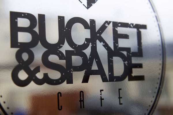 Bucket and Spade Cafe, Brighton, Children's play area, Brighton seafront, Sunday lunch