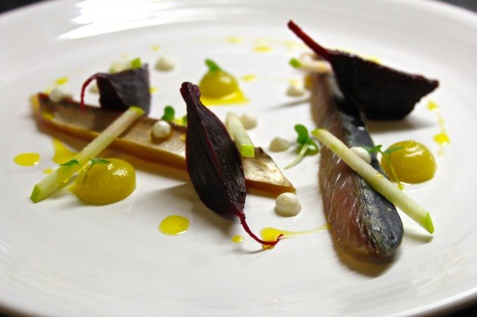isaac at, restaurant, brighton, north laine, fine dining, pop up