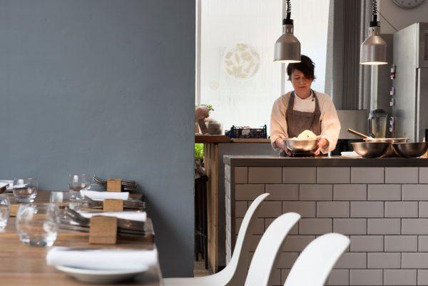 The Kitchen at Isaac Restaurants Brighton