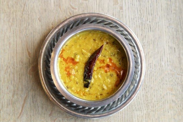 Chilli Pickle Brighton, Tarka Dal, how to video, Indian cooking, Brighton