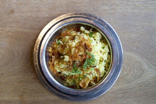 Chilli Pickle, Indian Restaurant, Brighton, curry