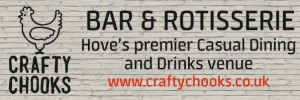 Restaurants Brighton - Crafty Chooks, Hove