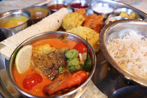 The Chilli Pickle, Brighton, Sunday Brunch, Indian restaurant, award winning