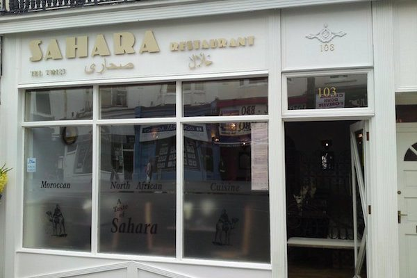 A Taste of Sahara Brighton