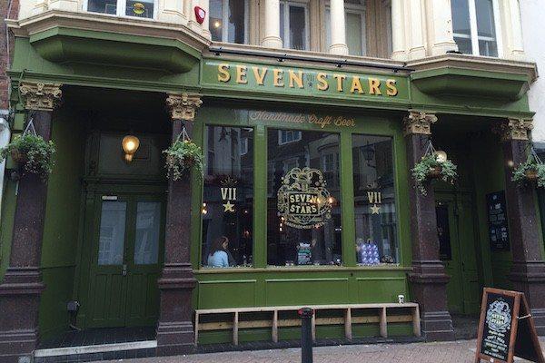 Seven Stars Best Roast Brighton restaurant awards BRAVO