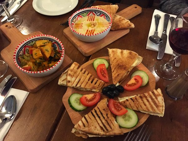 A Lebanese, North African & Middle Eastern restaurant, Brighton, review