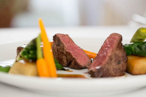 Beef at 24 St Georges