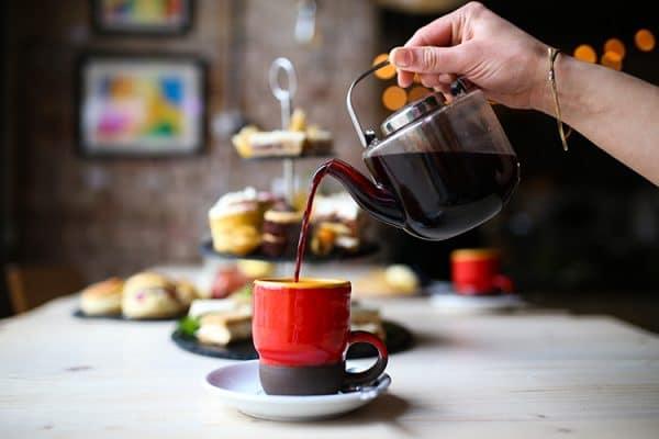 Cafe Plenty Top 3 Best Tea and Cake Brighton restaurant awards BRAVO