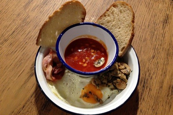 eatalio, queens road, italian street food, breakfast, brighton, review