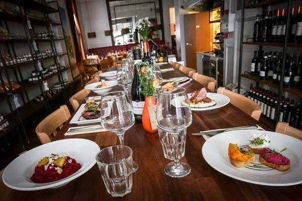 Edendum, Italian Restaurant in Brighton