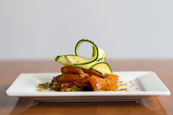 Salmon Salad at Edendum