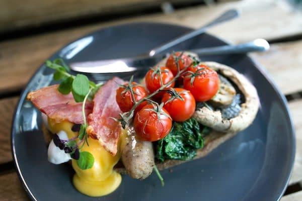 Lunch in Brighton - Full English Breakfast - Coffee Break By Edendum