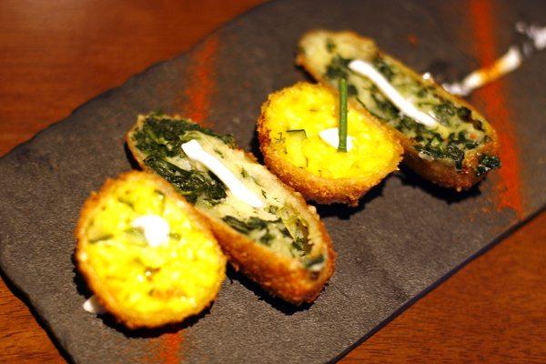 Olive Grove, Mediterranean restaurant | Brighton | Arancini