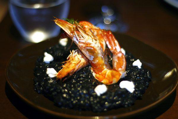 Olive Grove, Mediterranean restaurant | Brighton | Gambas