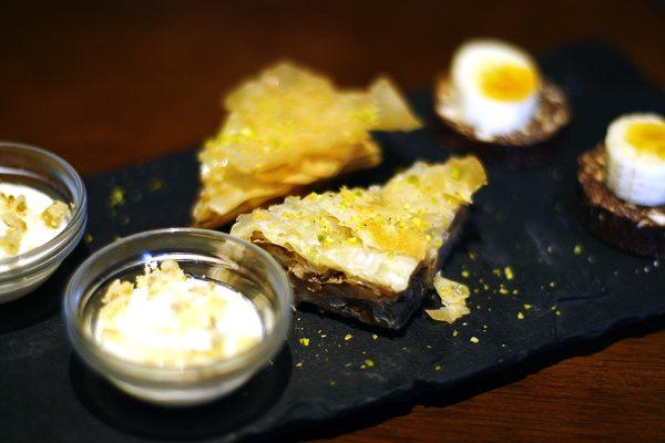 Olive Grove, Mediterranean restaurant | Brighton | Greek Pie