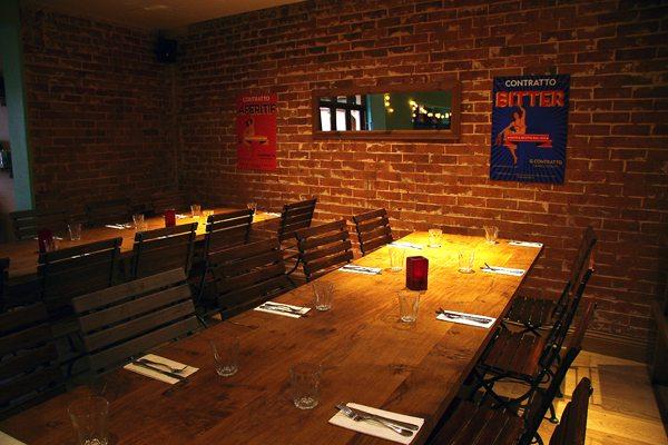 Olive Grove, Mediterranean restaurant | Brighton | interior
