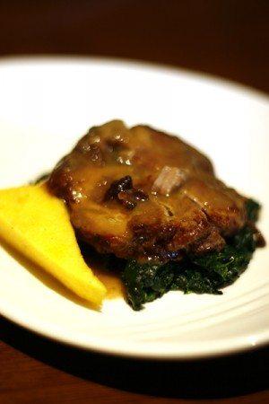 Olive Grove, Mediterranean restaurant | Brighton | Pork belly