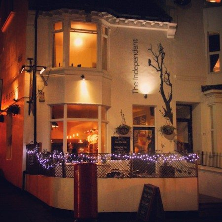 The Independent Pub Queens Park Road Hanover Area