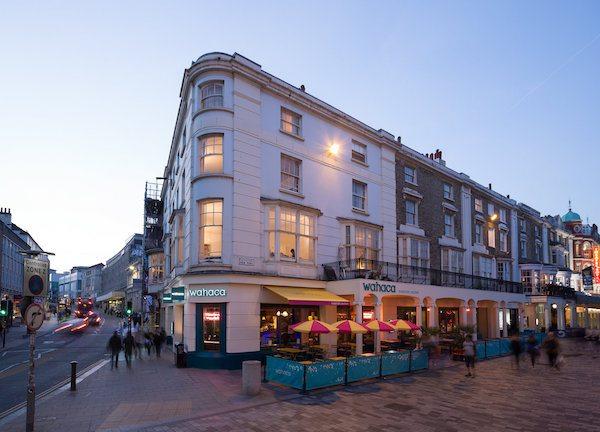 Top Ten Restaurants In Brighton