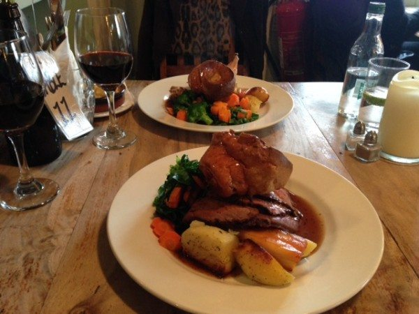Sportsman, goddards green, west sussex, sunday review, sunday lunch, review