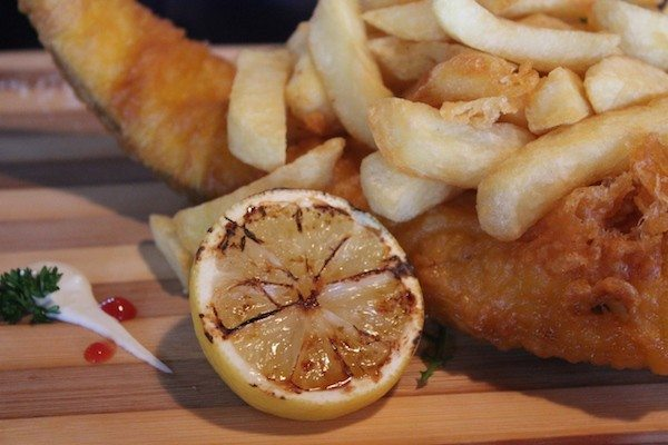 Fish + Liquor, Brighton, Fish and Chips, Brighton, Madeira Drive, Food Review