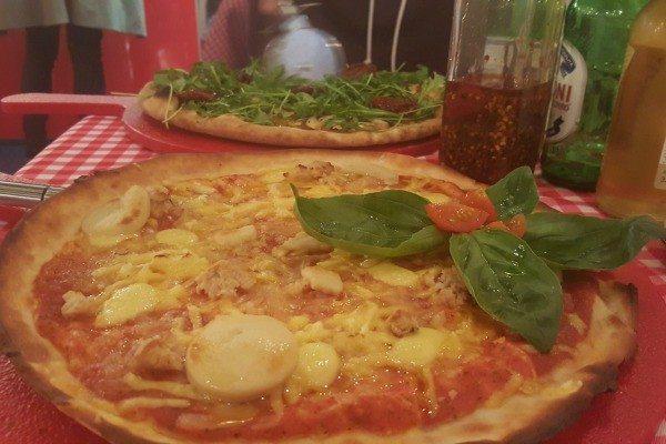 purezza, gluten free, review, kemptown, pizza, italian, restaurant, brighton