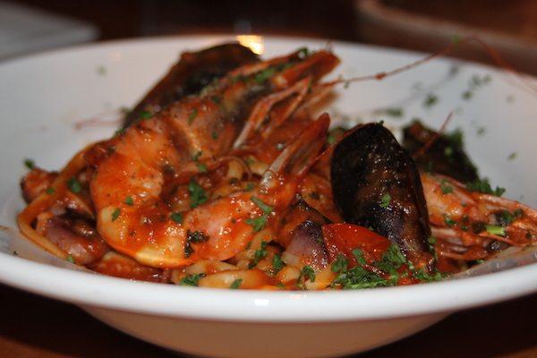 Edendum, food review, Italian restaurant, the Lanes, Brighton