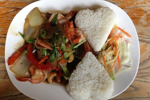 the office, krua anne, brighton, north laine, review, thai food