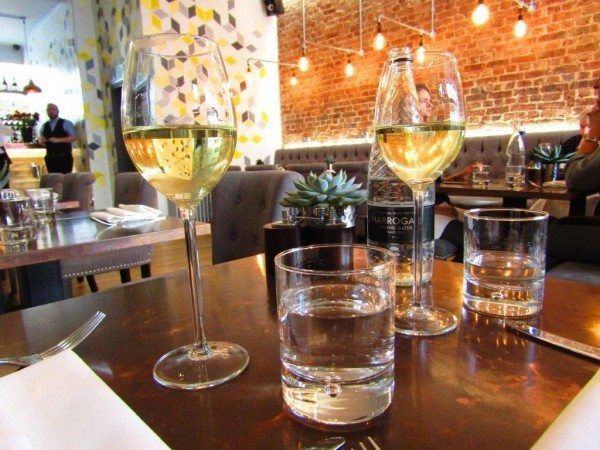 skyfall, restaurant, hove, review, sunday lunch