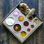 Thali Tray at the Chilli Pickle Brighton - Best takeaways Brighton