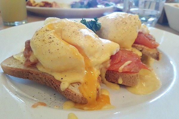 Eggs Royale LangeLees Gluten Free