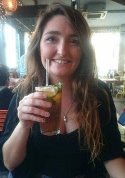 Ginny, restaurant reviewer