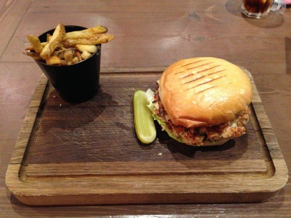 No 32 Duke Street Burger